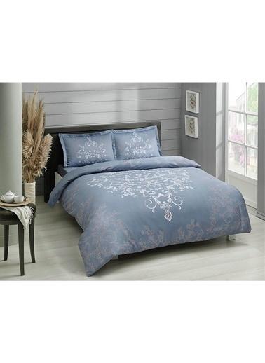 Taç Battaniye Mavi